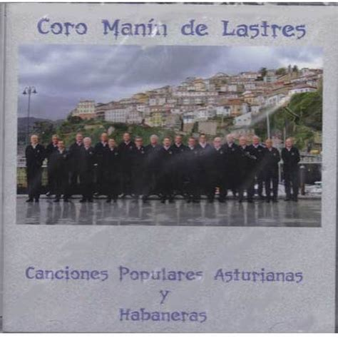 Editorial Picu Urriellu > Habaneras > Coro manin de ...