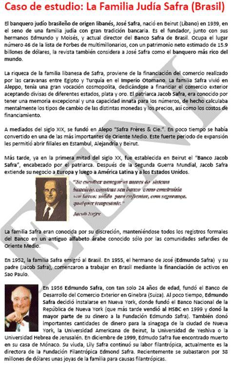Edmundo Safra: Brasil (curso), judaísmo, bancos