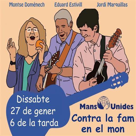 Eduard Estivill canta a Mataró contra la fam al món