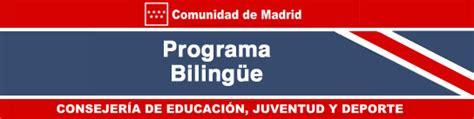 EDUCACIÓN   Portal de Educación de la Comunidad de Madrid ...