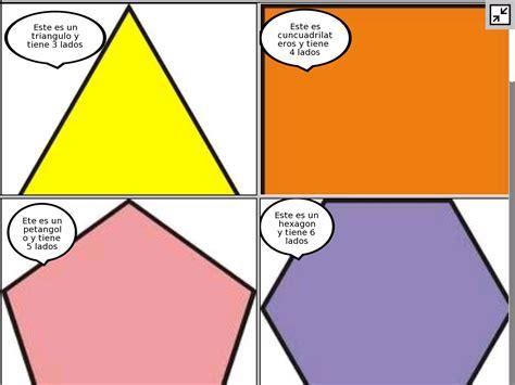 Educación   Teorías: Figuras geométricas
