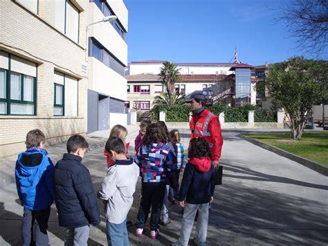 Educación Vial con la Policía Foral. – CP Juan Bautista ...