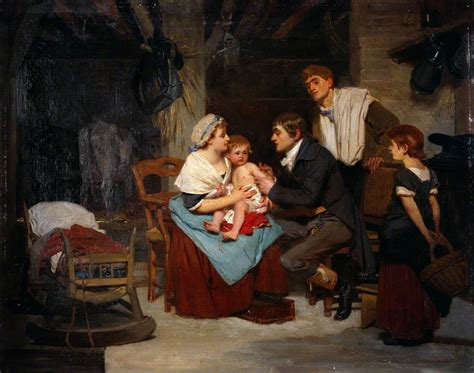 Edward Jenner Vaccinating a Boy | Art UK