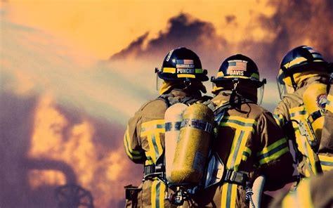 EE.UU. bombero imágenes de alta resolución Fondos de ...