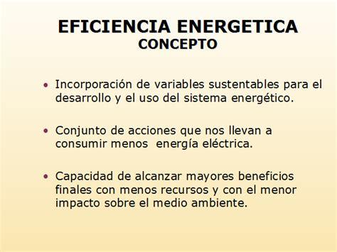 Eficiencia energética - Monografias.com