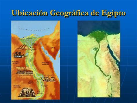Egipto y la influencia del Nilo