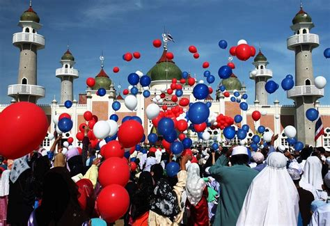 Eid al-Fitr 2018: When is it, how do Muslims around the ...
