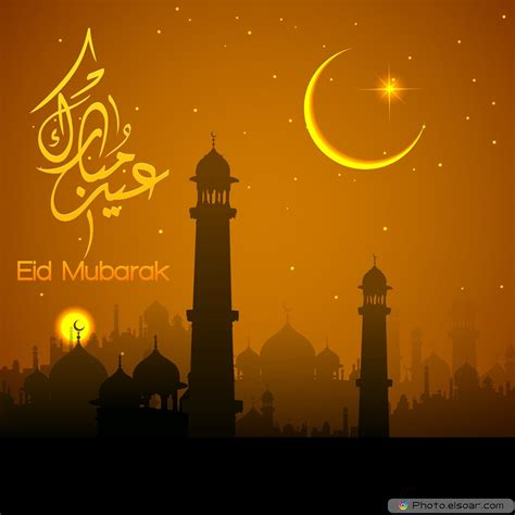 Eid Ramadan Mubarak 2018 HD Wallpapers Images Cover [Eid ...