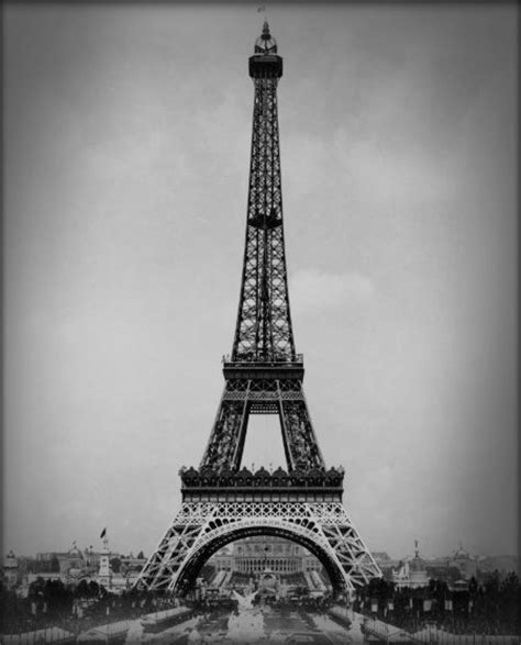 Eiffel Tower: Facts and Information - Primary Facts