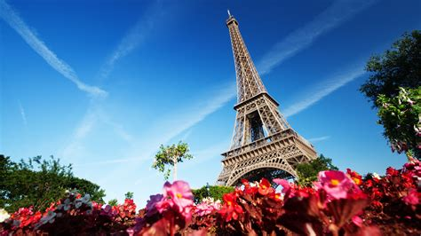 Eiffel Tower Paris France Wallpapers | HD Wallpapers | ID ...