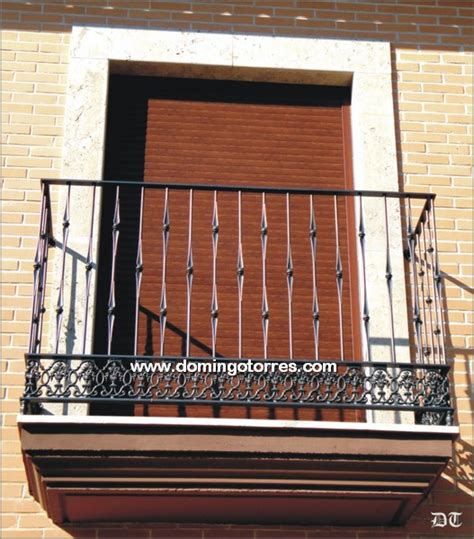 Ejemplo balcón Nº4026 ‹ Forja Domingo Torres S.L.