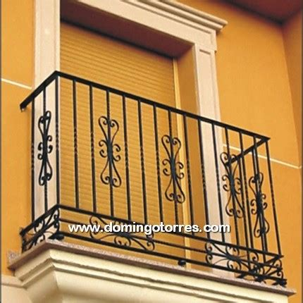 Ejemplo balcón Nº4077 ‹ Forja Domingo Torres S.L.