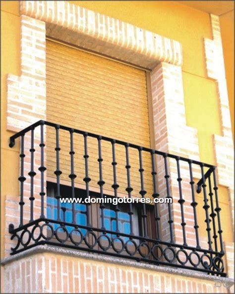 Ejemplo balcón Nº4089 ‹ Forja Domingo Torres S.L.