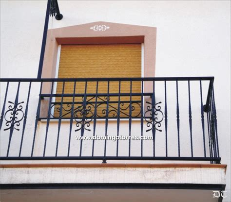 Ejemplo balcón Nº4090 ‹ Forja Domingo Torres S.L.