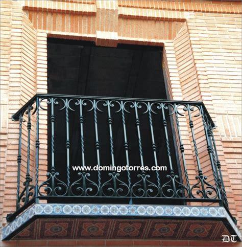 Ejemplo balcón Nº4101 ‹ Forja Domingo Torres S.L.
