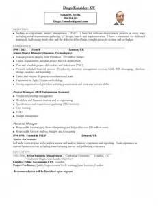 Ejemplo cómo hacer un Resume - Currículum-Entrevista-Trabajo
