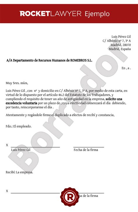 ejemplo de cartas de peticion   Mado.sahkotupakka.co