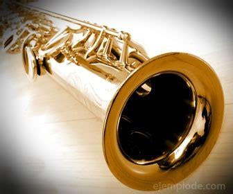 Ejemplo de instrumentos de viento