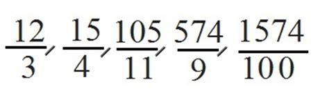 Ejemplo de Números Racionales