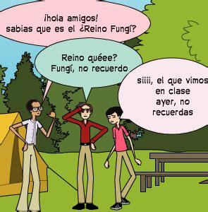 ejemplo historieta Reino Fungí par juliethmarin | Pixton #bd