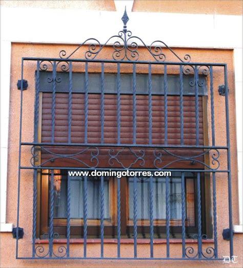 Ejemplo reja Nº3042 ‹ Forja Domingo Torres S.L.
