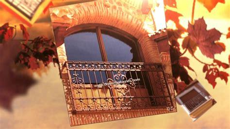 Ejemplos de balcones Forja Domingo Torres, S.L. - YouTube