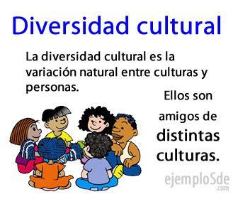 Ejemplos de Diversidad cultural