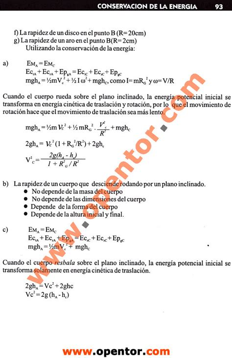 Ejemplos energía cinética de rotación [3] - Física 2 ...