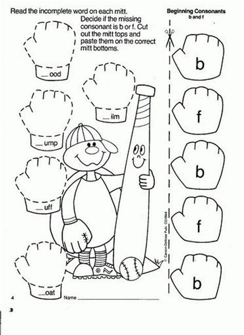 Ejercicios de ingles para niños - Imagui