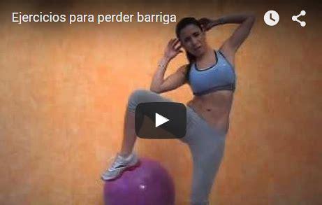 Ejercicios para perder barriga - El Blog de Jesús Varona