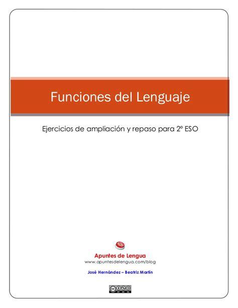 Ejercicios1.pdf funciones del lenguaje