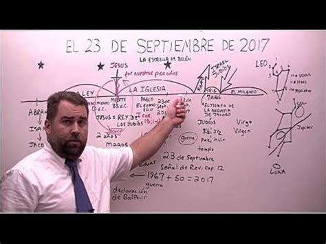El 23 de Septiembre de 2017 ¿Qué Pasará? - YouTube
