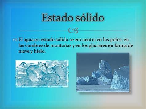 El Agua...