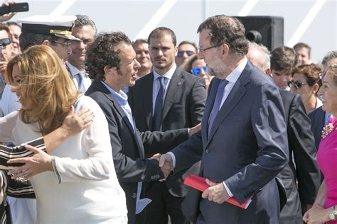 """El alcalde a Mariano Rajoy: """"Ahora tenemos que construir ..."""