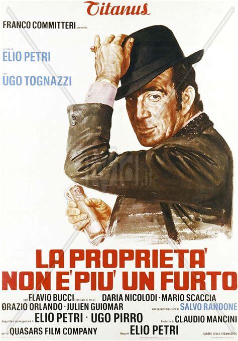 El amargo deseo de la propiedad  Elio Petri, 1973 ...