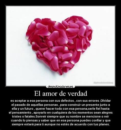 El amor de verdad | Desmotivaciones