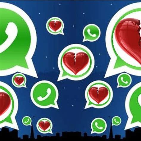 El amor en los tiempos del WhatsApp