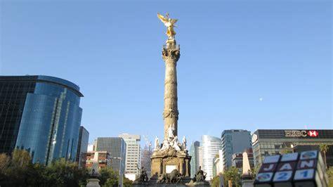 El Ángel de la Independencia de la Ciudad de México ...