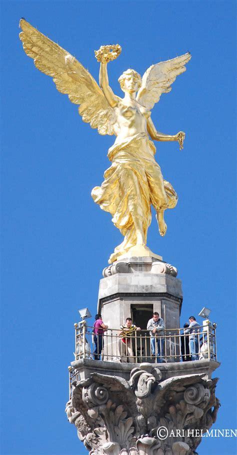 El Ángel de la Independencia. Mexico , DF | Flickr   Photo ...