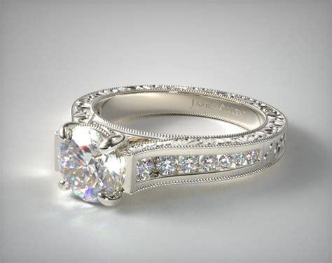 El anillo de pedida de mano perfecto - Corazón de Joyas