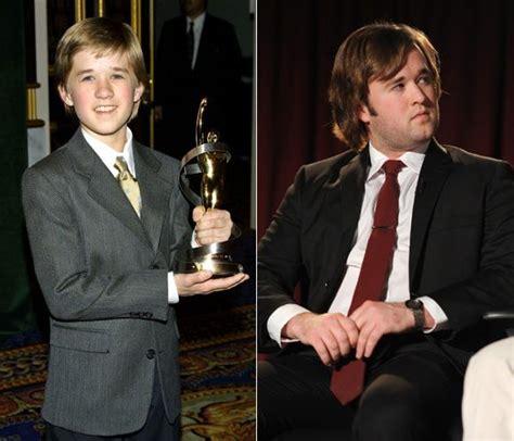 El antes y el después de Haley Joel Osment, el niño de  El ...
