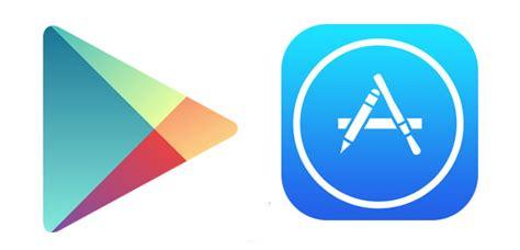 El App Store incrementa sus beneficios sobre Google Play