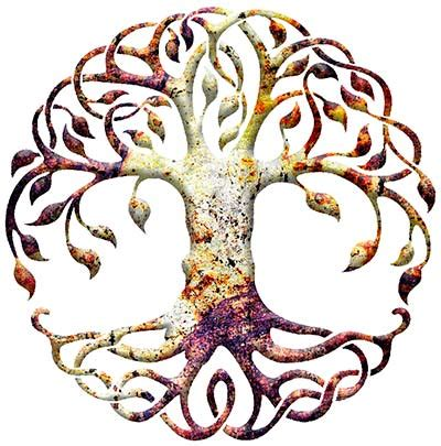 El árbol de la vida y su significado, tatuajes, historia ...