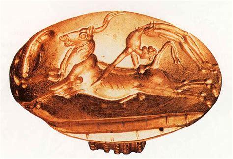 El Arte Minoico, desarrollado en la isla de Creta durante ...