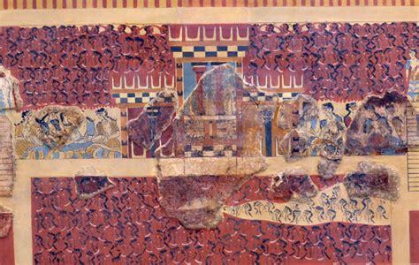 El arte minoico: palacio de Knossos | AMAKI