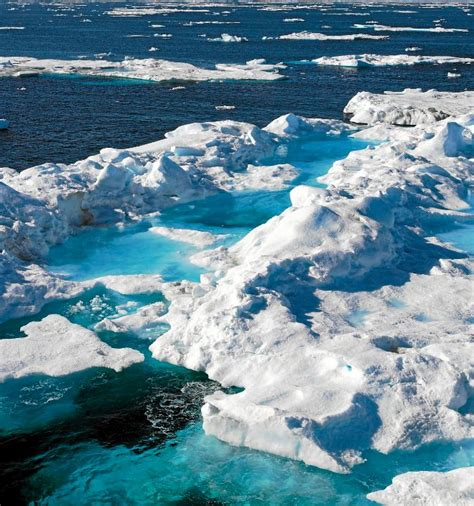 El Ártico experimenta una  anomalía extrema  de las ...