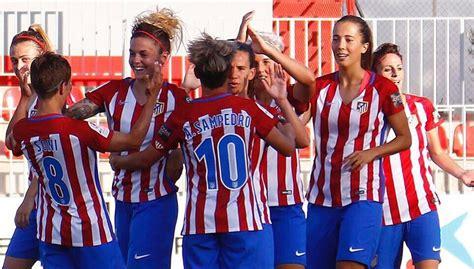El Atleti Femenino recibe al Zaragoza con una cuenta pendiente