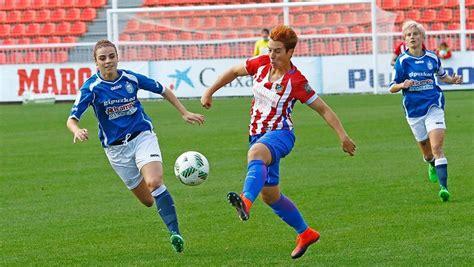 El Atlético de Madrid Femenino visita al Santa Teresa tras ...
