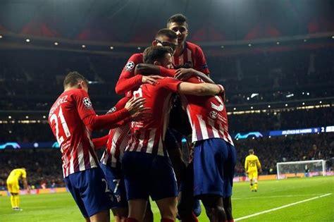 El Atlético somete por 2-0 al Borussia con goles de Saúl y ...