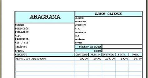 El Aula Ofimática: Modelo de Albarán en Excel